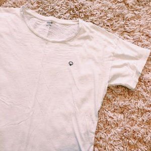 Madewell x Girls Inc. Female Symbol White T-Shirt